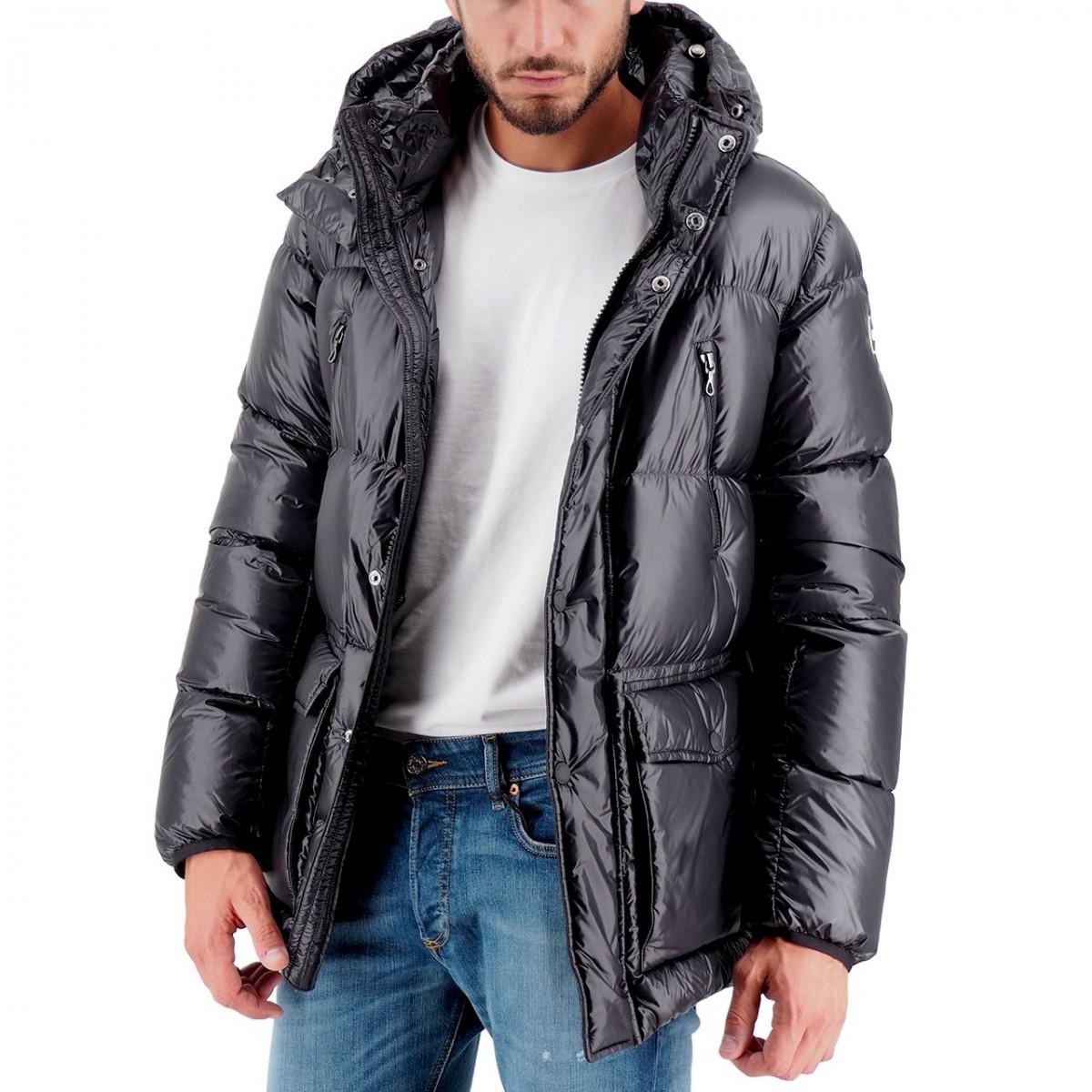 Colmar Originals   Glossy Down Jacket With Maxi Blaze