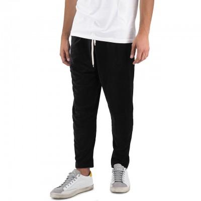 Ko Samui | Basic Chenille Pants Black | KSU_PCM BASIC FW19 BLK