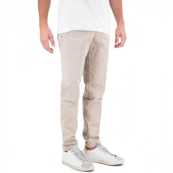 White Sand | Pantalone Lungo Grigio | WS_19WSU66 262_20