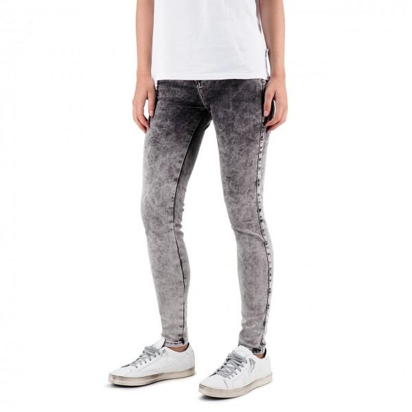 Diesel | Slandy-High Jeans Nero | DSL_00SMLX 069GQ 02_008
