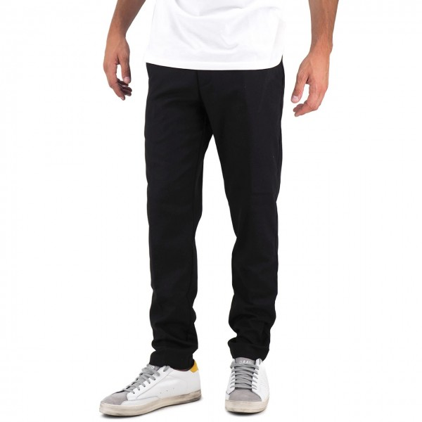 White Sand   Pantalone Lungo Nero   WS_19WSU66 330_999