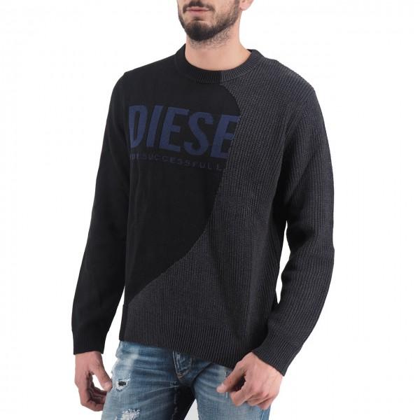 Diesel | K-Half Pullover, Nero | DSL_00SXN7 0GAVZ 900