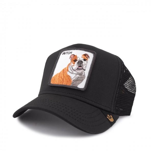 Goorin Bros.   Butch Baseball Hat, Black   GOB_101-0250-BLK-2