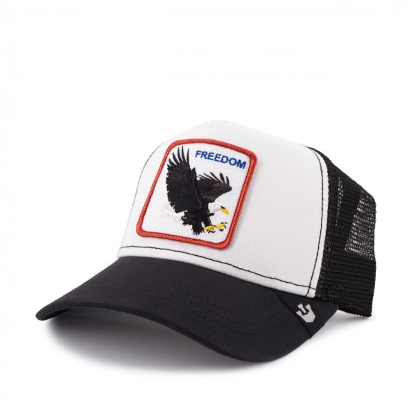Goorin Bros.   Freedom Baseball Hat, White   GOB_101-0209-WHT