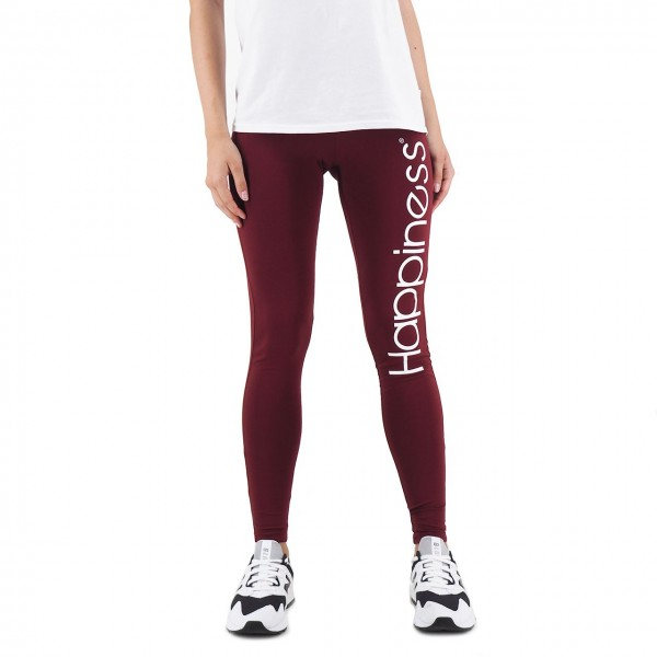 Happiness | El Leggings 2, Rosso | HAP_EL_LEG2 WINE