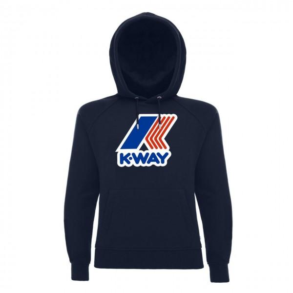 K-Way | Loki Macro Logo, Nero | KWAY_K00A4S0_K02_B