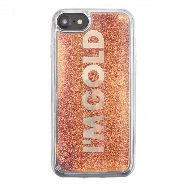 Benjamins | Cover I'm Gold iPhone 8, 7, 6s, 6 Oro | BEN_BJ8-LIQGOLD