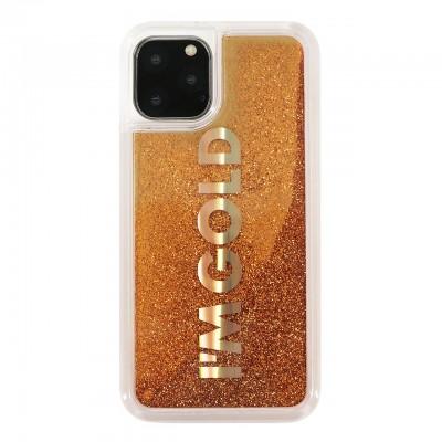 Benjamins   Cover I'm Gold iPhone 11 Pro Oro   BEN_BJ1958-LIQGOLD