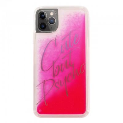 Benjamins | Cover Cute But Psycho iPhone 11 Pro Max Rosa | BEN_BJ1965-LIQCUTE