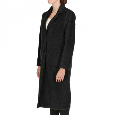 Anonyme | Flavia Coat Nero | ANY_P239FC169_BLACK