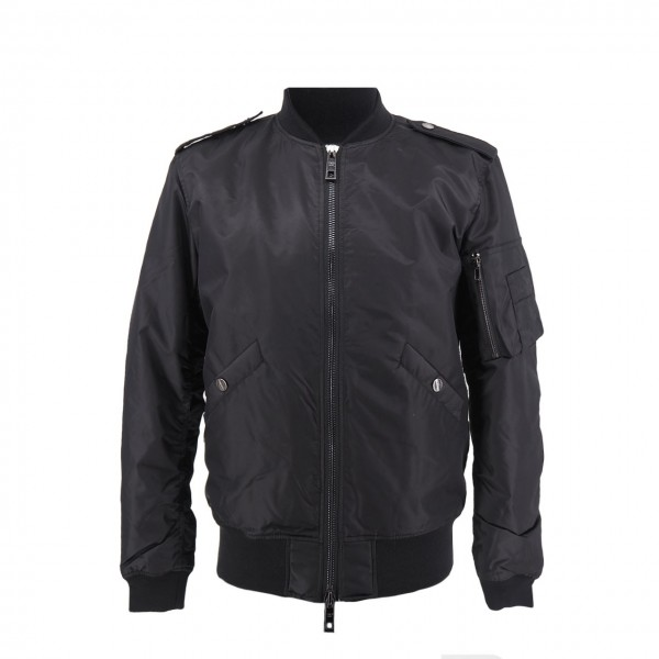 The New Designer | Eagle Jacket, Nero | TND_MW604IND_BLACK