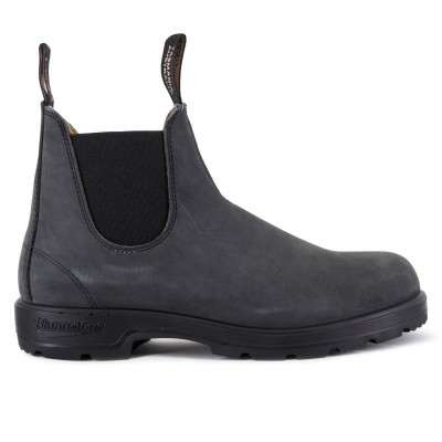 Blundstone | 587 El Boot Gum Sole State Nero | BST_BCCAL0294 0587 888