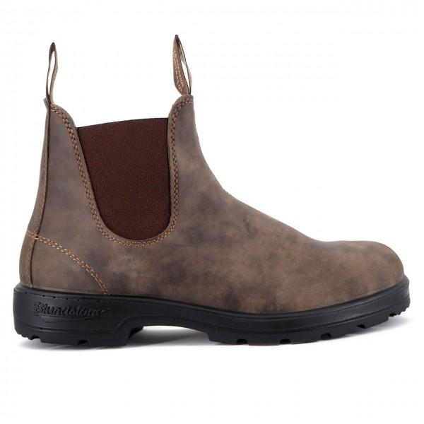 Blundstone | 585 El Side Boot Rustic Marrone | BST_BCCAL0151 0585 999