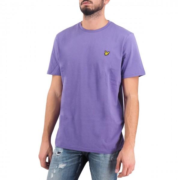 Lyle & Scott | Crew Neck T-Shirt Viola | LYS_MLSTS400V Z599