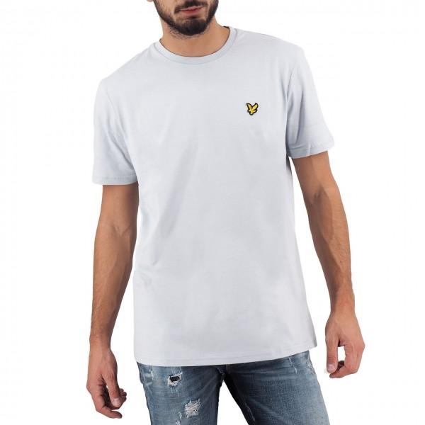 Lyle & Scott | Crew Neck T-Shirt Argento | LYS_MLSTS400V J37