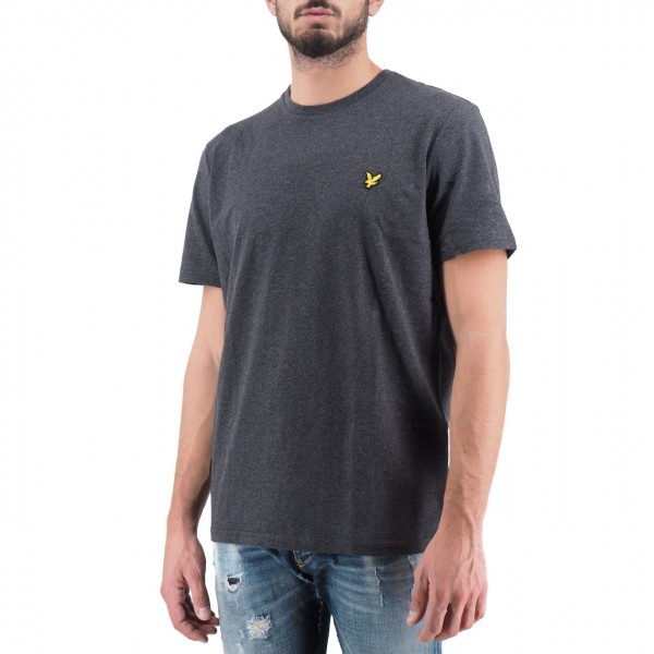 Lyle & Scott | Crew Neck T-Shirt Grigio | LYS_MLSTS400V 398