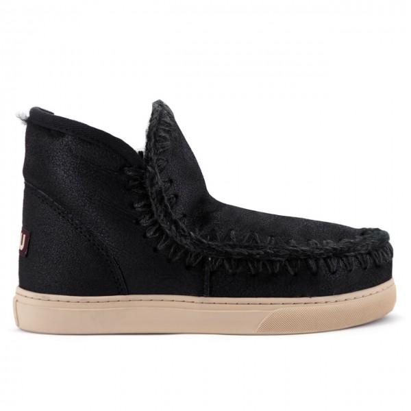 Mou | Eskimo Sneaker, Black | MOU_MU.FW111000B/CBKG