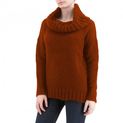 Anonyme | Demeter Sweater, Brown | ANY_P259FK161_TOBACCO