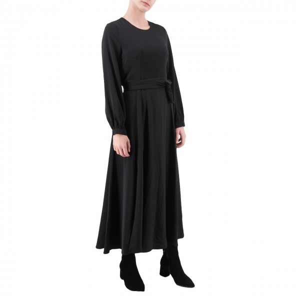 Anonyme | Iva Dress Nero | ANY_P129FD144_BLACK