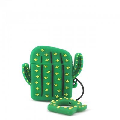 Benjamins | Air Pods Cactus Case Multi | BEN_BJAP-SICACTUS