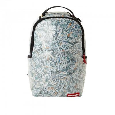 Sprayground   Shredded Money Backpack, Multi   SPR_910B2771NSZ