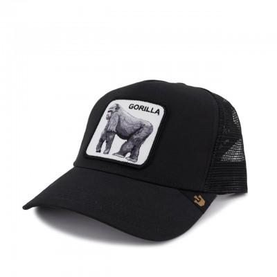 Goorin Bros.   Gorilla Baseball Hat Black   GOB_101-0333-GRY