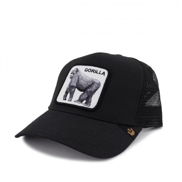 Goorin Bros. | Gorilla Baseball Hat Black | GOB_101-0333-GRY