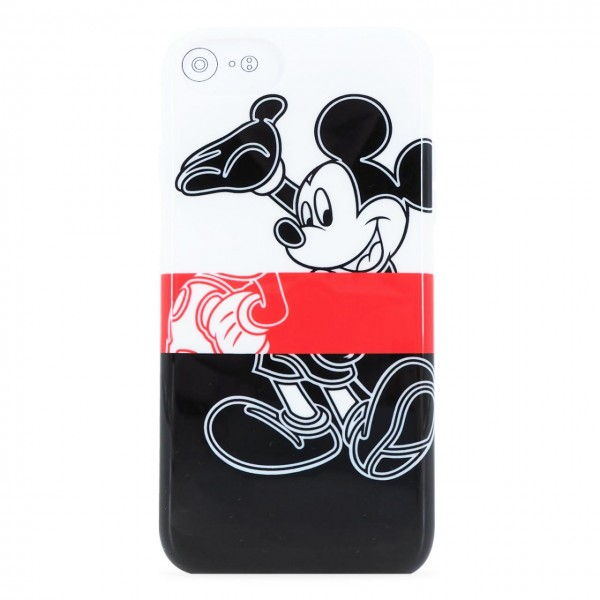 COVER PER IPHONE 6 / 7 / 8 TOPOLINO | BIANCO | ICEBERG