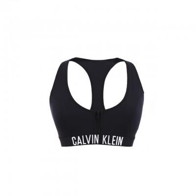 Calvin Klein | Zip Bralette RP, Nero | CKL_KW0KW00918BEH