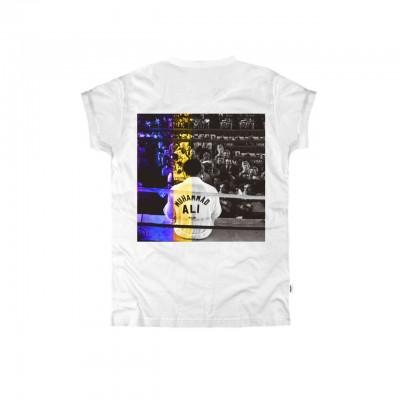 Ko Samui | I Have A Dream T-Shirt, Bianco | KSU_TT 301 ALI WHT