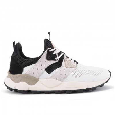 Flower Mountain   Sneaker Corax Bianco   FWM_001 2014760 02 1A06