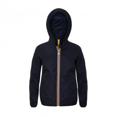 K-Way   Lily Double Drops Baby Jacket, Blue   KWAY_K00BDY0 K89_B