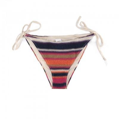 MC2 Saint Barth | Costume Elea String Slip, Multi | MC2_X0034 ELEA
