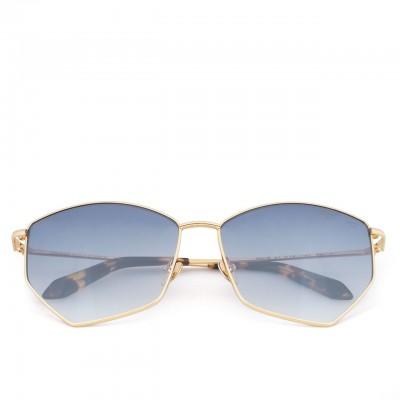 Spektre | Occhiali Da Sole Renè Oro Sfumato Argento | SPE_RE01BFT