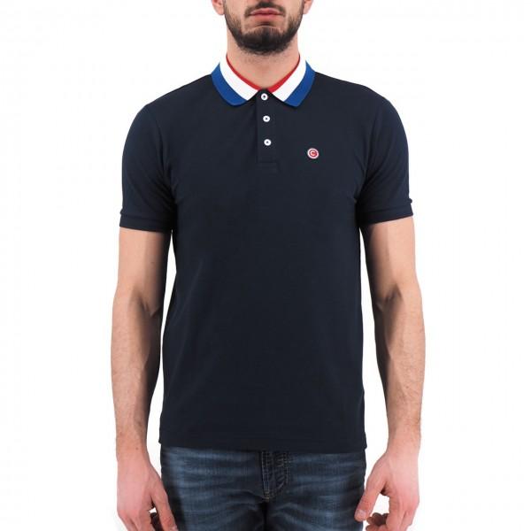 Colmar Originals   Polo, Blu   COL_7627Z 3UP 68