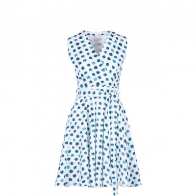 Anonyme | Abito Dolores Polka, Verde | ANY_A110SD089 GREEN