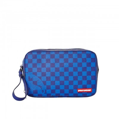 Sprayground | Shark Universe Toiletry Bag Blu | SPR_910B2793NSZ