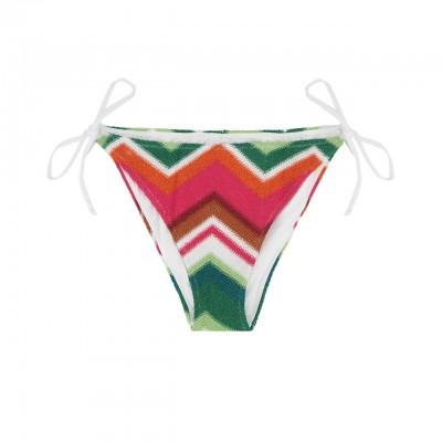 MC2 Saint Barth | Elea String Slip Costume, Multi | MC2_ELEA001 X0035