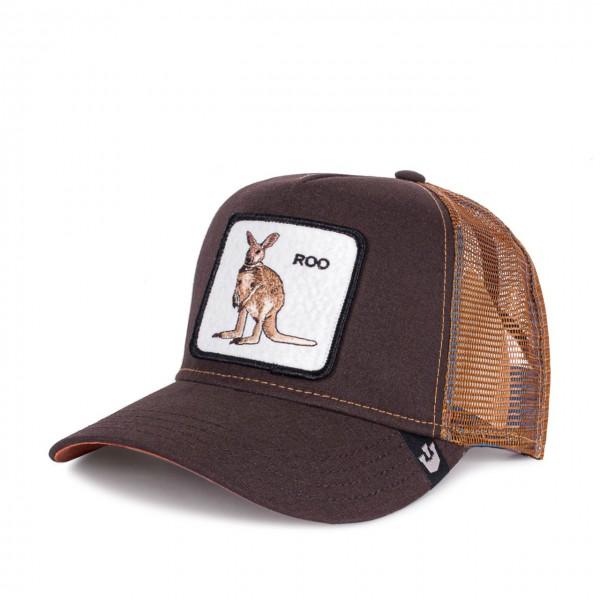 GOORIN BROS. | BROWN KANGAROO BASEBALL HAT | GOB_101-0208-BRO