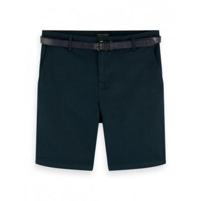 Scotch & Soda | Shorts Chino, Blu | S&S_155100 0004