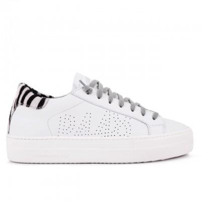 P448   Sneaker Thea Whi/Czeb Bianco   P448_F20BTHEA WHI/CZEB