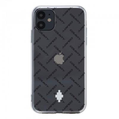 Marcelo Burlon | Cover All County iPhone 11 Nero | MBU_M1961-ALLCOUNTY