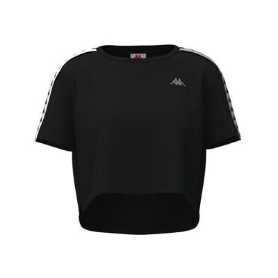 Kappa   222 Banda Daisy T-Shirt, Nero   KAP_3113L3W A09