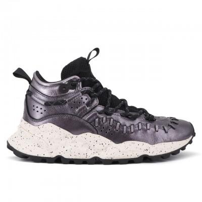 Flower Mountain   Sneakers Mohican Nero   FWM_001 2015289 05