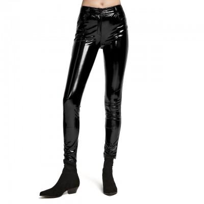 Aniye By | Pantaloni Skinny Susan, Nero | ANI_181751 00002