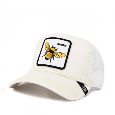 Goorin Bros.   Cappello Da Baseball Queen, Bianco   GOB_101-0245-WHT