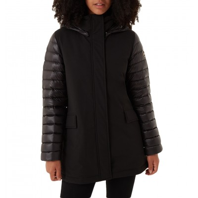 Colmar Originals | Long Jacket Bi-Woven, Black | COL_2251-3TW 99