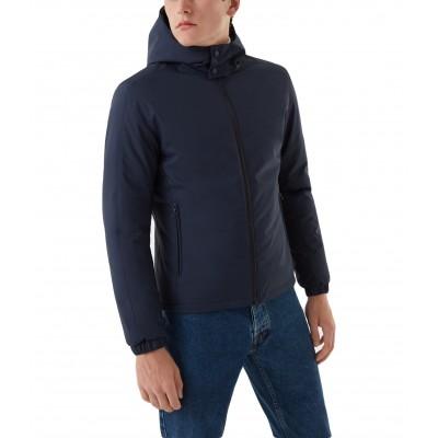 Colmar Originals | Opaque Down Jacket With Hood, Black | COL_1273 9UZ 167