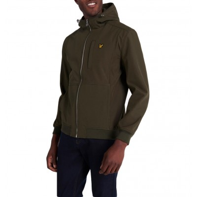 Lyle & Scott | Softshell Jacket, Verde | LYS_JK1214V W123