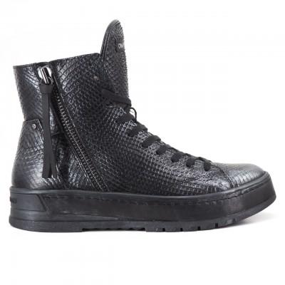 Crime London   Sneaker Boots Nero   CRL_25950AA3.20